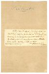 LAFAYETTE, MARQUIS DE (1757-1834)