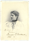 CLEVELAND, FRANCES FOLSOM (1864-1947)