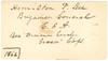 BEE, HAMILTON P. (1822-97)