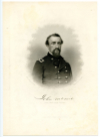 McNEIL, JOHN (1813-91)  Union Brigadier General – Missouri; Commander of the District of Northeast Missouri, Most Remembered for His Role in the Palmyra Massacre