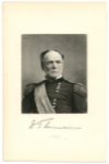 SHERMAN, WILLIAM TECUMSEH (1820-91)  Union Major General – Ohio; General and Commander-in-Chief of the U.S. Army – 1869-83