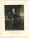 MARSHALL, JOHN (1755-1835)  Chief Justice of the United States – 1801-35; U.S. Secretary of State – 1800-01