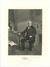 CHASE, SALMON P. (1808-73)  U.S. Treasury Secretary - 1861-64 – In the Cabinet of President Abraham Lincoln during the Civil War; Chief Justice of the United States, Supreme Court - 1864-73; Governor of Ohio – 1856-60; U.S. Senator – Ohio – 1849-55 & 1861