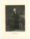 ELLSWORTH, OLIVER  (1745-1807)  Chief Justice of the United States, Supreme Court - 1796-1800; Continental Congress Delegate; U.S. Constitutional Congress Member; U.S. Senator – Connecticut - 1789-96