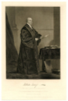 JAY, JOHN (1745-1829)  First Chief Justice of the United States – 1789-95; President of the Continental Congress – 1778-79; Continental Congress Delegate – 1774-76 & 1778-79; Governor of New York – 1795-1801