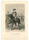 STEUBEN, FRIEDRICH WILHELM, BARON von (1730-94)  American Revolutionary War, Prussian-Born Major General in the Continental Army