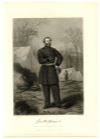 "THOMAS, GEORGE H. (1816-70)  Union Major General during the American Civil War - Known as the ""Rock of Chickamauga"""