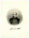 VIELE, EGBERT L. (1825-1902)  Union Brigadier General – New York