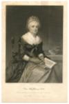 WASHINGTON, MARTHA (1731-1802)  U.S. First Lady – 1789-97; Wife of U.S. President George Washington