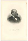 GARFIELD, JAMES A. (1831-81)  Twentieth U.S. President – 1881; Union Civil War Major General – Ohio; U.S Representative – Ohio – 1863-80