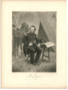 LYON, NATHANIEL (1818-61)  Union Brigadier General; Killed-in-Action at the Battle of Wilson's Creek, August 10, 1861