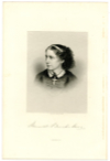 "STOWE, HARRIET BEECHER (1811-96)  American Abolitionist Writer – Author of ""Uncle Tom's Cabin"""