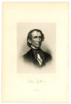 TYLER, JOHN (1790-1862)  Tenth U.S. President - 1841-45; U.S. Vice President – 1841; U.S. Senator – Virginia – 1827-36; U.S. Representative – Virginia – 1816-21; Governor of Virginia – 1825-27; Confederate Congressman – Virginia - 1862