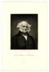 VAN BUREN, MARTIN (1782-1862)  Eighth U.S. President - 1837-41; U.S. Vice President - 1833-37; U.S. Secretary of State – 1829-31; Governor of New York – 1829; U.S. Senator – New York - 1821-28