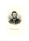 GRANT, ULYSSES S. (1822-85) – Eighteenth U.S. President – 1869-77; Union Lieutenant General, during the American Civil War; Commanding General of the Army of the United States – 1864-69