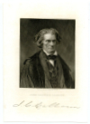 CALHOUN, JOHN C. (1782-1850)  U.S. Vice President - 1825-32; U.S. Secretary of War - 1817-25; U.S. Secretary of State - 1844-45; U.S. Representative – South Carolina – 1811-17; U.S. Senator – South Carolina – 1845-50