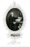 HANCOCK, JOHN (1737-93)  Signer of the Declaration of Independence; President of the Continental Congress; Governor of Massachusetts - 1780-85 & 1787-93