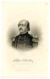BUTLER, BENJAMIN F. (1818-93)  Union Major General – Massachusetts; U.S. Congressman – Massachusetts – 1867-75 & 1877-79; U.S. Presidential Candidate – Greenback Party - 1884