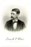 BLAIR, FRANCIS P., JR. (1821-75)  Union Major General – Missouri; U.S. Congressman – Missouri – 1857-62; U.S. Senator – Missouri – 1871-73; Democratic Candidate for Vice President - 1868