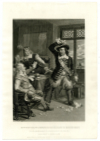 GOVR. STUYVESANT DESTROYING THE SUMMONS TO SURRENDER N.Y.