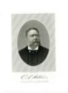 ARTHUR, CHESTER A. (1830-86)  Twenty-First U.S. President - 1881-85; U.S. Vice President – 1881; Civil War New York Quartermaster General