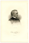 DIX, JOHN A. (1798-1879)  Union Major General – New York; Governor of New York – 1873-75; U.S. Treasury Secretary – 1861; U.S. Senator – New York - 1845-49; Namesake of Fort Dix, New Jersey