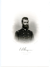 GLASGOW, SAMUEL L. (1838-1900)  Union Brevet Brigadier General; Union Colonel – 23rd Iowa Infantry