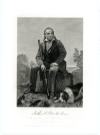 "AUDUBON, JOHN JAMES (1785-1851)  Haitian-Born American Ornithologist, Naturalist & Painter; Published the ""Birds of America,"" 1827-38"
