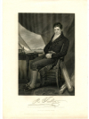 FULTON, ROBERT (1765-1815)  American Inventor of the Steamboat