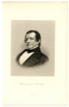 "IRVING, WASHINGTON (1783-1859)  American Author, Essayist & Historian; Wrote ""The Legend of Sleepy Hollow"" & ""Rip Van Winkle"""