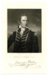 PREBLE, EDWARD (1761-1807)  Served in the American Revolutionary War; U.S. Navy Commodore – First Barbary War
