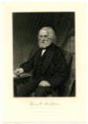 "LONGFELLOW, HENRY WADSWORTH (1807-82)  American Poet; Wrote ""Paul Revere's Ride,"" ""The Song of Hiawatha,"" & ""Evangeline"""