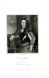 SIDNEY, ALGERNON (1623-83)  English Soldier & Politician; Member of the Long Parliament; Commissioner of the Trial of King Charles I of England; Executed for Treason on December 7, 1683