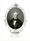 BENTON, THOMAS HART (1782-1858)  American Statesman - Missouri; War of 1812 Veteran & Aide-de-Camp to General Andrew Jackson; U.S. Congressman – Missouri - 1821-55; Father-in-Law of John C. Fremont