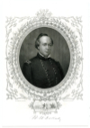 HALLECK, HENRY W. (1815-1872)  Union Major General – New York