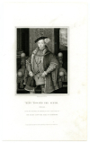 EDWARD VI (1537-53)  King of England – 1547-53; Son of Henry VIII and Jane Seymour