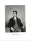 "BURNS, ROBERT (1759-96)  Scottish Poet & Lyricist; Author of ""Auld Lang Syne"""
