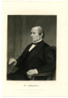 GLADSTONE, WILLIAM (1809-98)  Prime Minister of the United Kingdom – 1868-74, 1880-85, 1886 & 1892-94