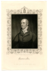GRENVILLE, WILLIAM (1759-1834)  British Prime Minister – 1806-07; British Member of Parliament – 1782-90