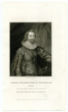 VILLIERS, GEORGE, DUKE OF BUCKINGHAM (1592-1628)  English Courtier, Statesman, and Patron of the Arts