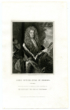 BUTLER, JAMES, DUKE OF ORMOND (1610-88)  Anglo-Irish Statesman & Soldier; Member of the Privy Council during the Reign of King Charles II; Chancellor of the University of Oxford – 1669-88