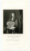 SOMERS, JOHN, FIRST LORD (1651-1716)  English Nobleman, Jurist, and Statesman