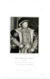 HENRY VIII (1491-1547)  King of England – 1509-47