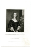 CLIFFORD, ANNE, COUNTESS OF DORSET, PEMBROKE, AND MONTGOMERY (1590-1676)  A Favorite of Queen Elizabeth I; English Noblewoman, Literary Personage, and Patron of the Arts