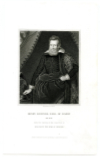 DANVERS, HENRY, EARL OF DANBY (1573-1643)  English Soldier