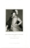 SOMERSET, HENRY, FIRST MARQUIS OF WORCESTER (1577-1646)  Prominent Royalist during the English Civil War