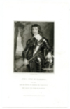 HAMILTON, JAMES, DUKE OF (1606-1649)  Scottish Nobleman - Political and Military Leader during the Thirty Years' War & the Wars of the Three Kingdoms; Executed on March 9, 1649