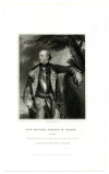 MANNERS, JOHN, MARQUIS OF GRANBY (1721-1770)  British Politician & Soldier