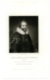 CRANFIELD, LIONEL, EARL OF MIDDLESEX (1575-1645)  English Merchant & Politician; Member of Parliament – 1614 & 1621-22