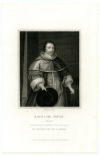 HOPTON, LORD RALPH (1596-1652)  English Lieutenant General; Royalist Commander during the English Civil War; Member of Parliament – 1621-22, 1625, 1628-29, and 1640-42